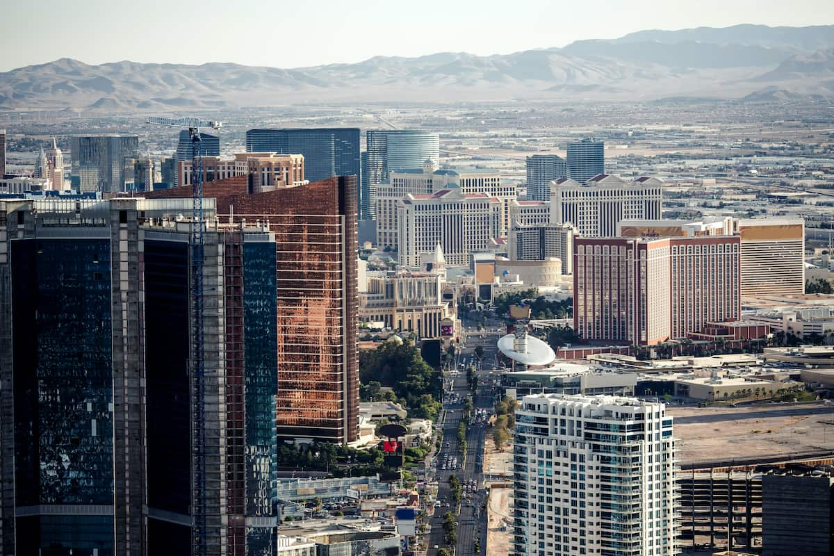 paradise nv, one of the best cities near las vegas