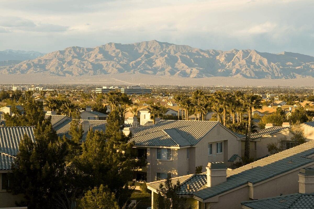 North Las Vegas, NV.